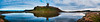 143 - Dunstanburgh Reflective Pano