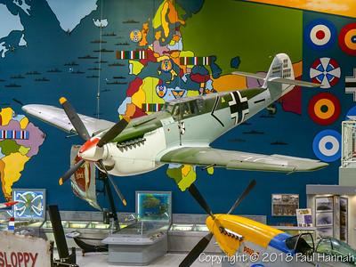 EAA AirVenture Museum - Oshkosh, WI - 2018