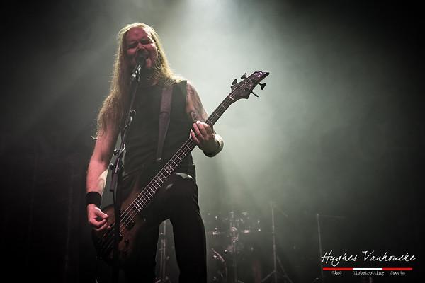 Insomnium (FIN) @ Ruhrpott Metal Meeting/MTV's Headbangers Ball - Turbinenhalle - Oberhausen - Germany/Alemania