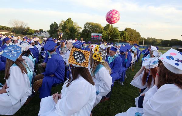 Dracut High graduation 2019