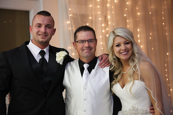 Hoff Wedding - Clubhouse Event Center