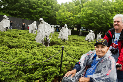 17May6 - HFH Korean, Vietnam, Marine,  Memorial