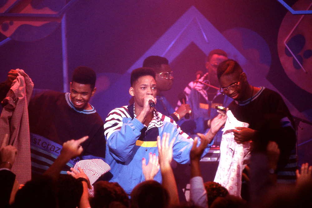 Description of . NYRE 1989 D.J. Jazzy & The Fresh Prince