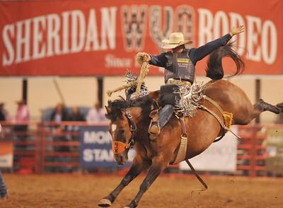 2014 Sheridan WYO Rodeo