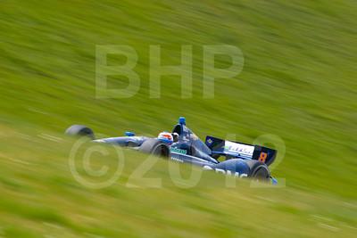 2012 IndyCar test at Infineon Raceway