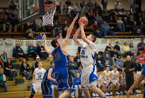 130301 3A Basketball Championships - Boys Semi Finals
