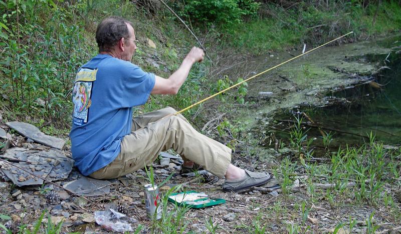 Clays hunt camp