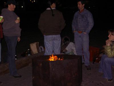 Bonfire @ Alki Beach