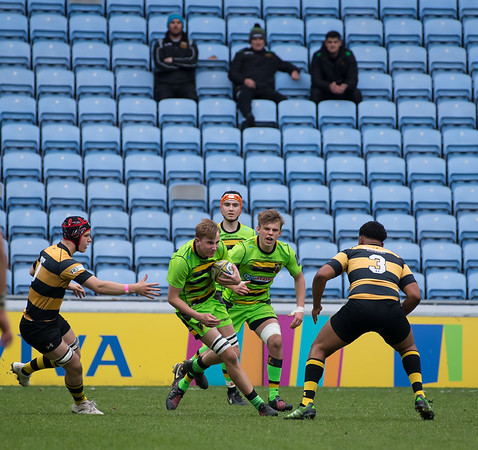 Wasps U17s vs Saints U17s, Ricoh Stadium, 29 April 2018