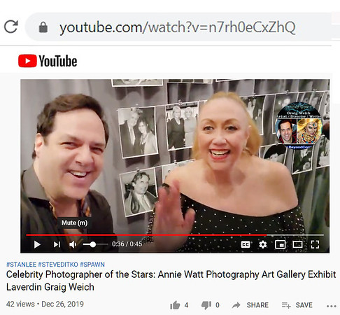 Dec 18, 2019  VIDEO - FAMOUS Video with Graig Weich