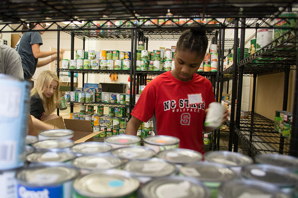 Feed the Pack Food Pantry