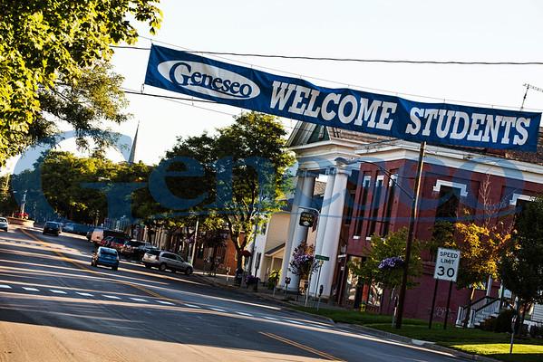 Main Street Banners