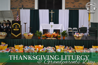 Thanksgiving Liturgy & Grandparents' Day