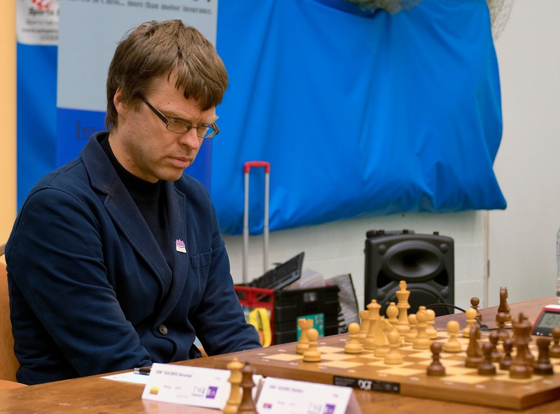 Sarunas Sulskis, Masters joint winner