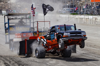 2016 All-American Truck Pulling Series