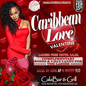 GAL FARM THURSDAYS PRESENTS CARIBBEAN LOVE VALENTINE
