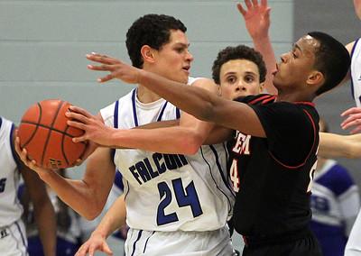 Danvers vs Salem NEC Boys Basketball