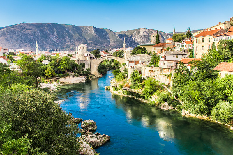 Mostar, Bosnia and Herzgovina