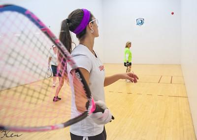 2014 Women's Doubles - O/E Amie Brewer / Carrie Hoeft vs. Carmen Alatorre-martin / Candi Linkous - W