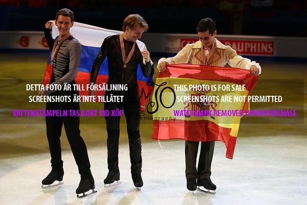 European Championships 2015 Men FP