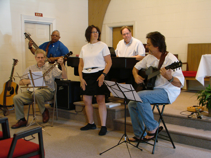 Park Street Christian Church Praise Band 2009 002.jpg