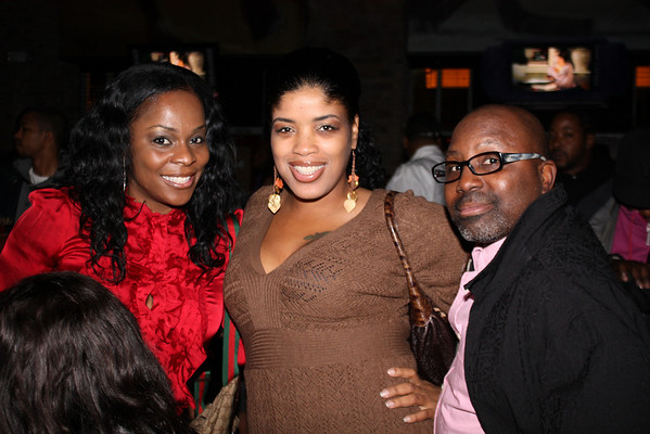 Leeka turns 36 party at Sidelines