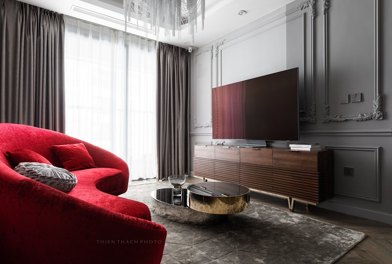 ISG Apartment Interior Design by KIM Furniture