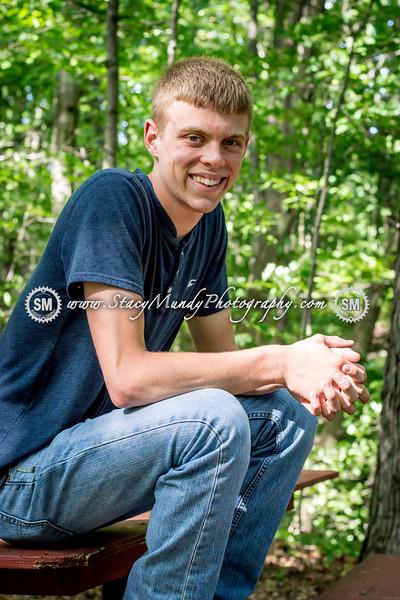 Cole Moore's Senior Pics