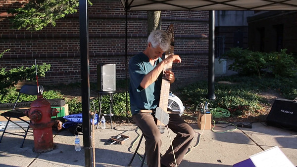 2016 Bob Culbertson at Ann Arbor Art Fair