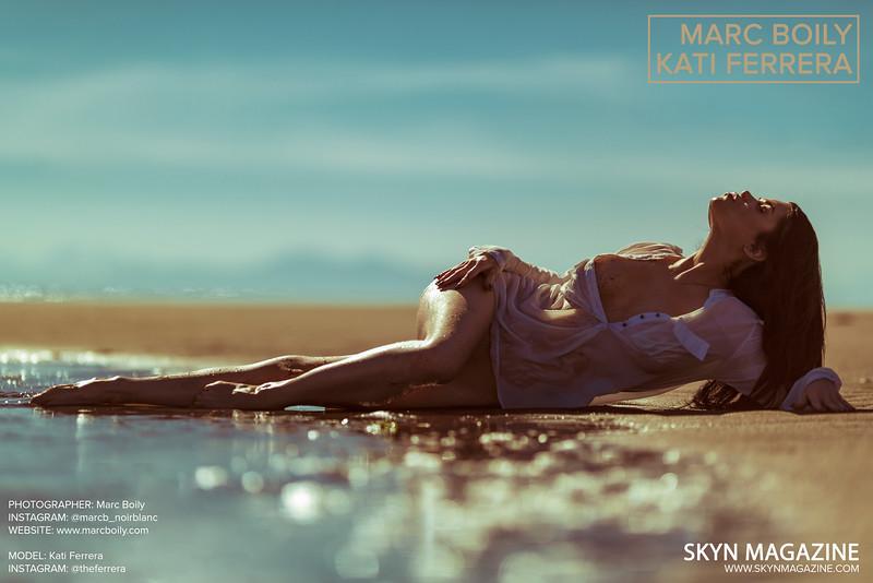SKYN Magazine | Katie Ferrera  |  IONA Collection | 09.2016