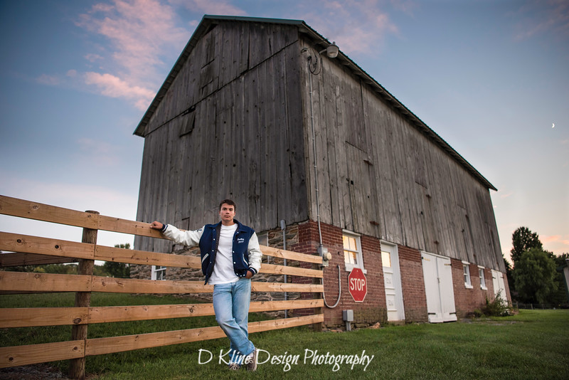 Cameron Senior Shoot