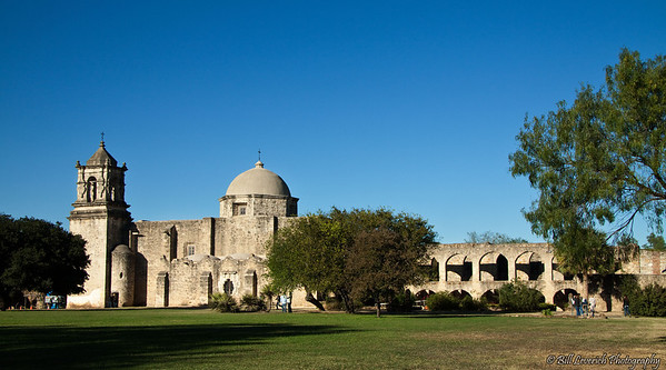 The San Antonio Missions
