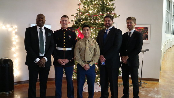 Toys for Tots Concert 12/8/2016