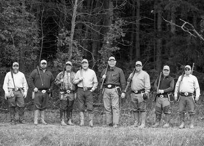 NCC Gun Team