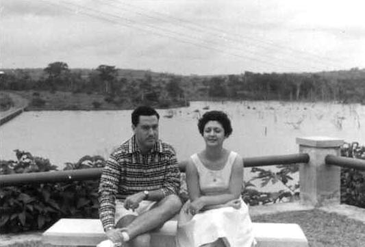 Casal Reis - Miradouro da Barragem, 1962