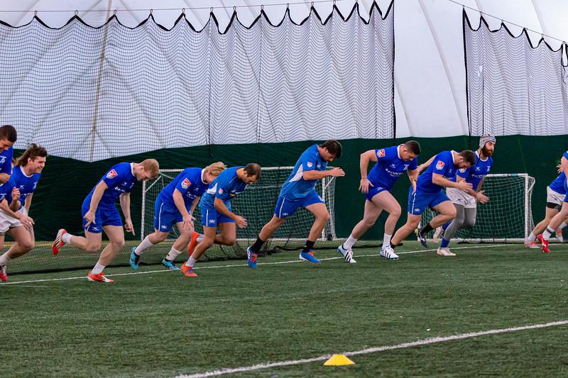 2020 Toronto Arrows Preseason Training