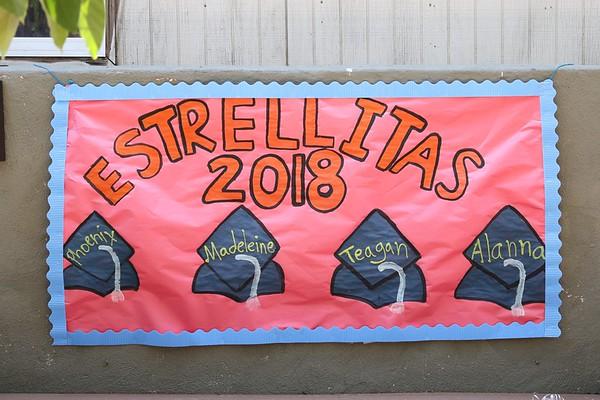 Estrellitas Graduation 2018