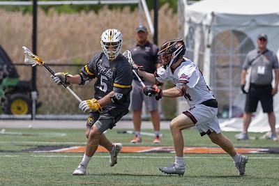 5/22/2021 NCAA D3 Men's Lacrosse Quarterfinal - Colorado College vs RIT