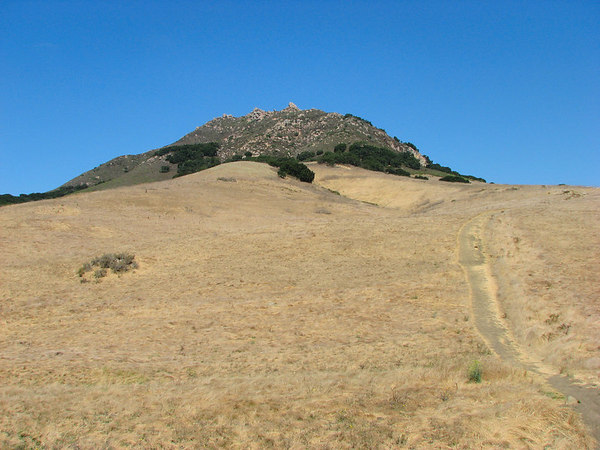 Bishop's Peak - California 09/06