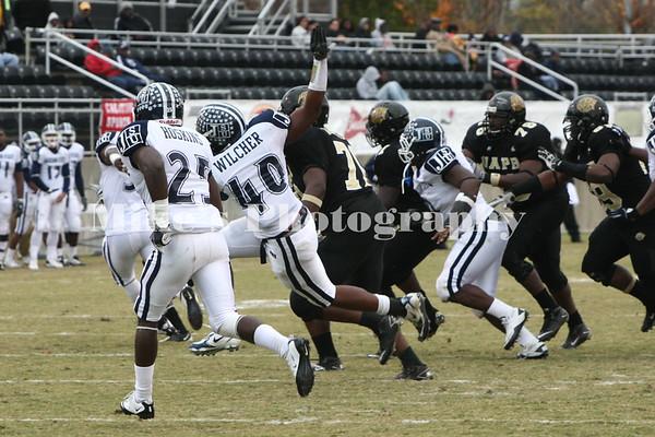 Jackson State vs UAPB Football 2010