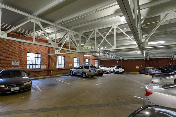 Standard Oil Garage