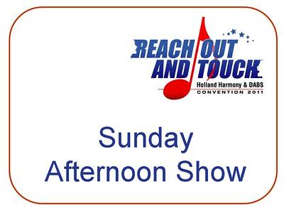 2011-0403 HH Conv -Sunday Show