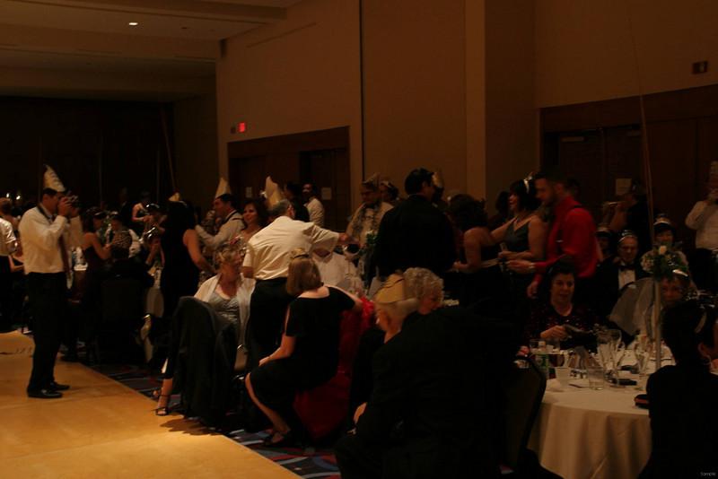 New Year Gala Candids Monday