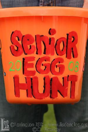 2008 Senior Easter Egg Hunt