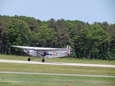 Ford Trimotor @ Brookhaven