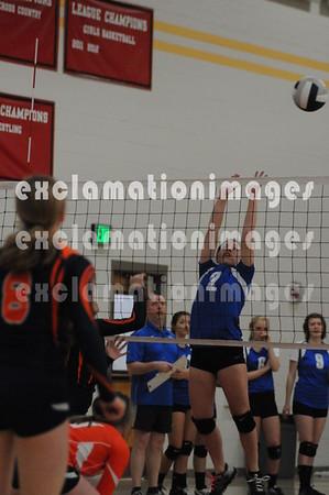 Club Idaho Volleyball April