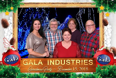 Gala Industries Holiday Bash