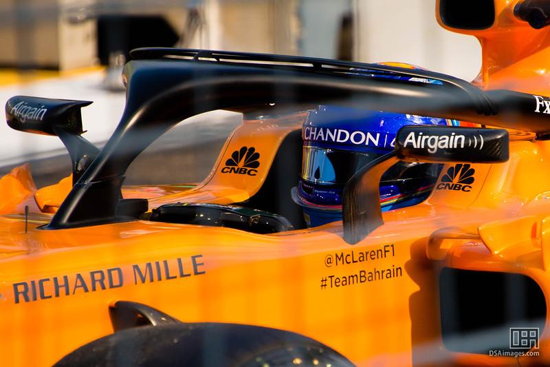 Fernando Alonso (McLaren F1 Team)