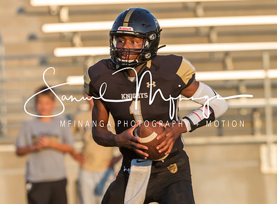 Burke @ Lincoln Southeast 08.29.2019