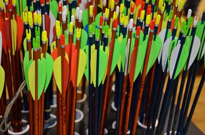 JMS Archery--Phoenix Fire Tournament 1-11-14
